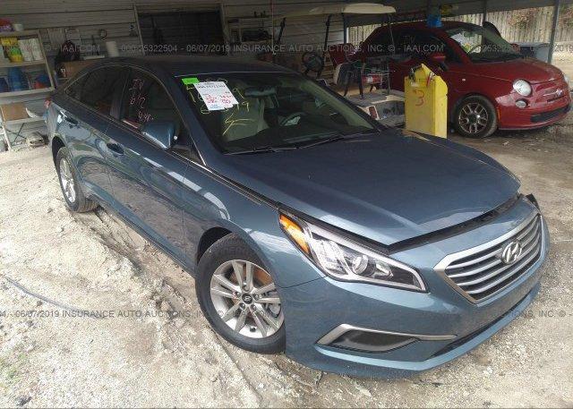 Inventory #170219858 2016 Hyundai SONATA