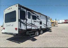 2016 HEARTLAND NORTH TRAIL - 5SFNB3023GE300483 rear view