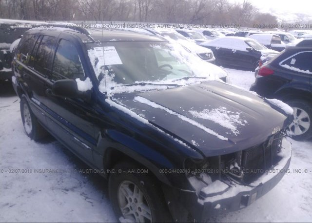 Inventory #692362425 2004 JEEP GRAND CHEROKEE