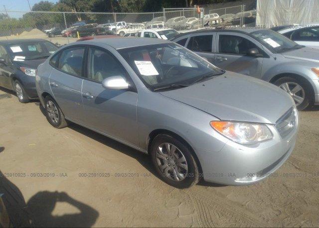 Inventory #763045938 2010 Hyundai ELANTRA