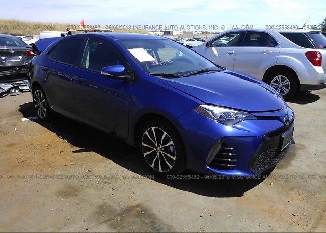 Inventory #420042427 2017 Toyota COROLLA