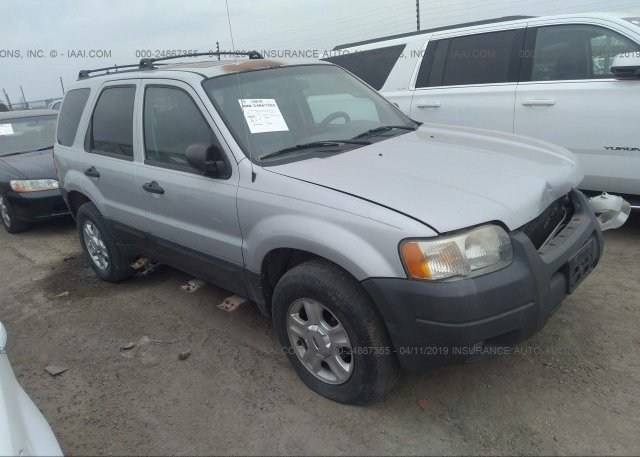 Inventory #819737218 2003 FORD ESCAPE