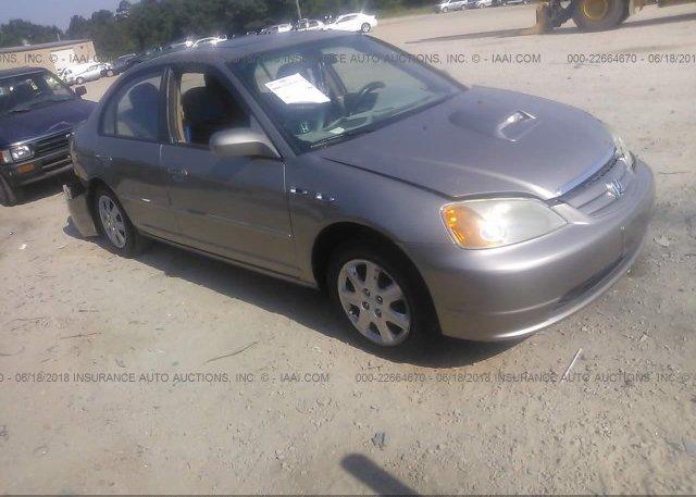 Inventory #675033632 2003 Honda CIVIC