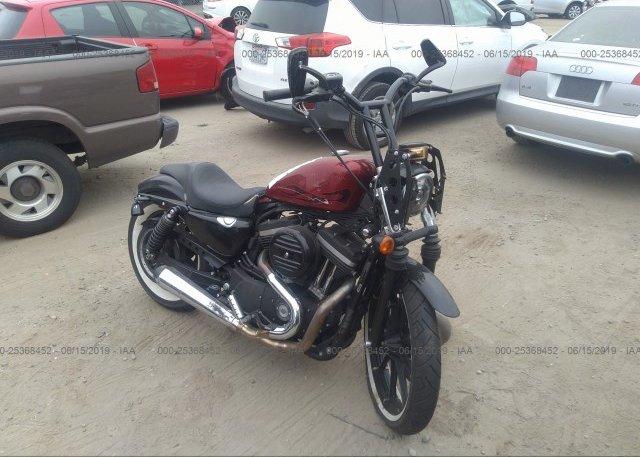 Inventory #535130570 2017 Harley-Davidson XL883