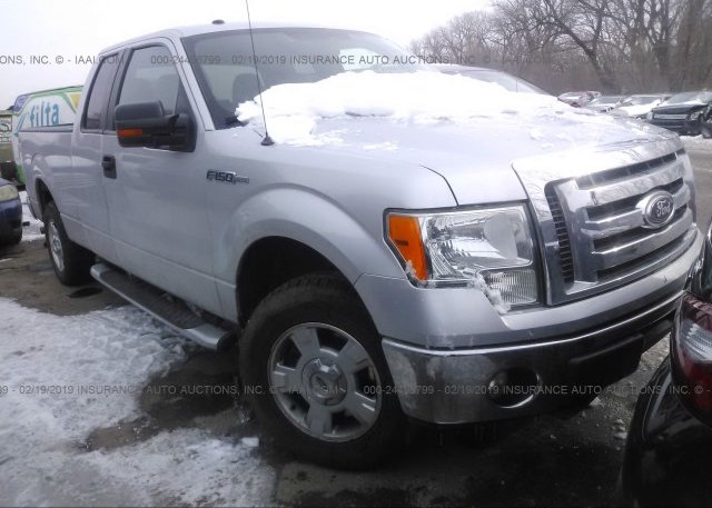 Inventory #896333773 2010 FORD F150