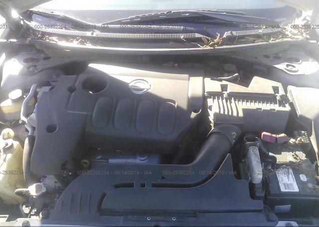 2008 Nissan ALTIMA - 1N4AL24E78C100903