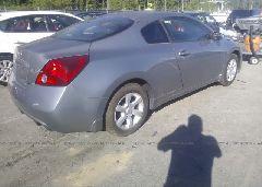2008 Nissan ALTIMA - 1N4AL24E78C100903 rear view