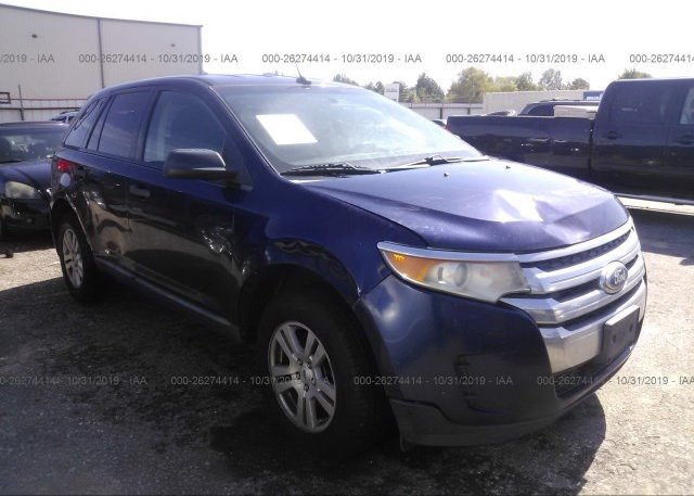 Inventory #981619157 2011 FORD EDGE