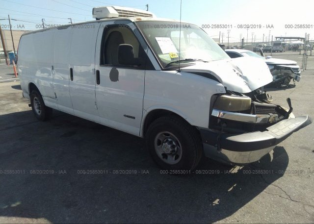 Inventory #812239054 2004 Chevrolet EXPRESS G3500