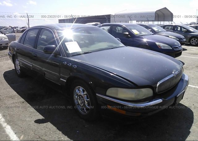 1g4cu541914195300 Salvage Gray Buick Park Avenue At Clayton Nc On