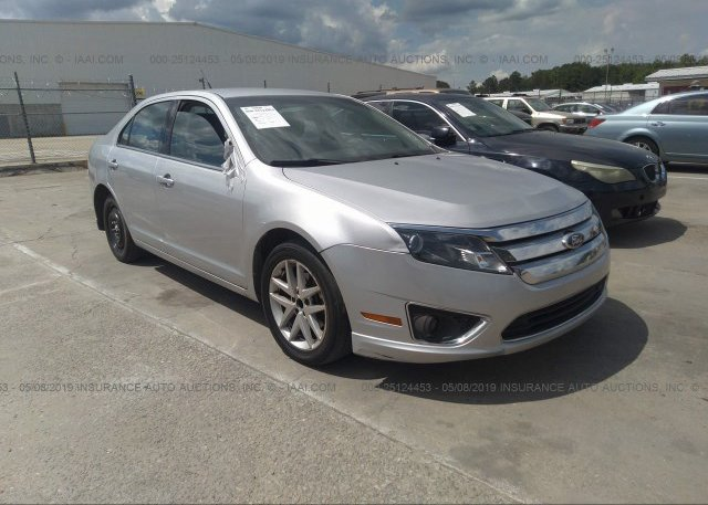 Inventory #841495695 2012 FORD FUSION