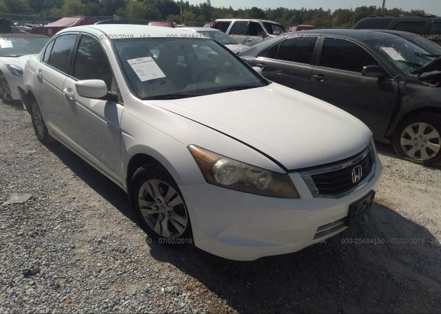 Inventory #277674187 2008 HONDA ACCORD