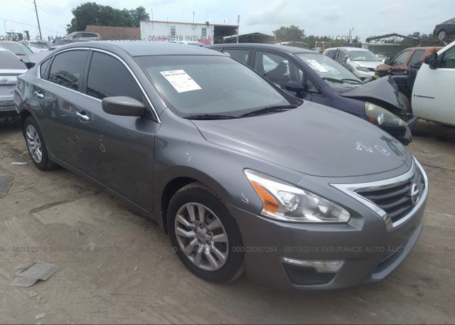 Inventory #800076810 2015 Nissan ALTIMA