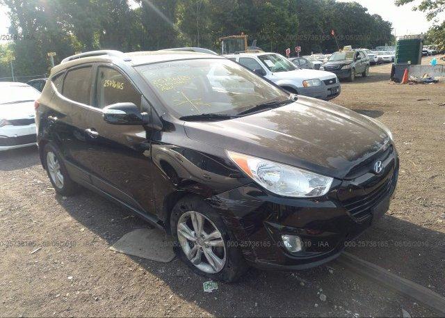 Inventory #868905250 2013 Hyundai TUCSON