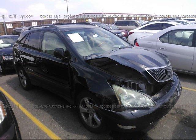 Inventory #265514045 2005 Lexus RX