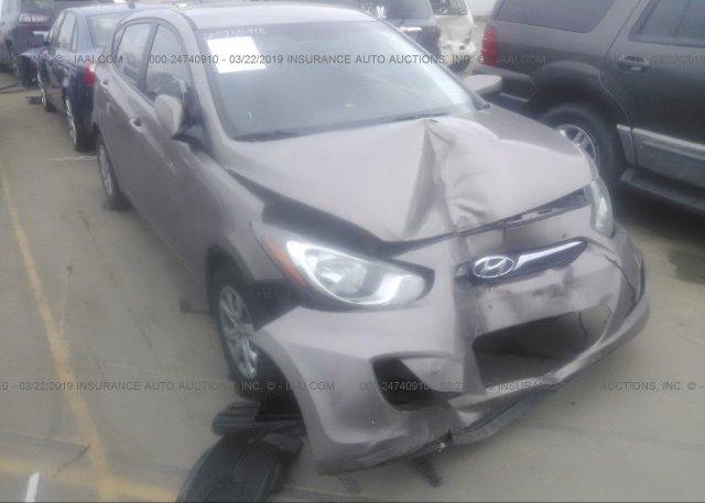 Inventory #820180739 2014 Hyundai ACCENT