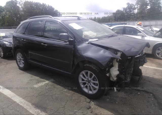 Inventory #184532945 2007 FORD EDGE