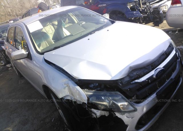 Inventory #246230746 2010 FORD FUSION