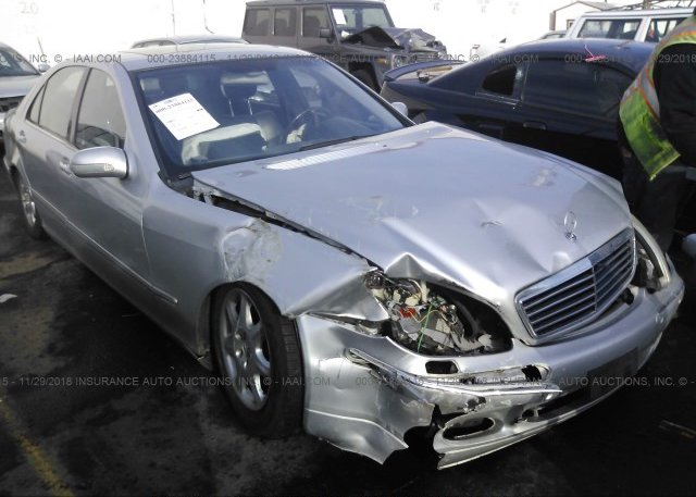 Inventory #767074760 2001 Mercedes-benz S