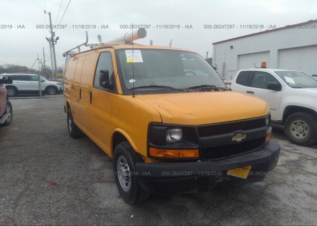 Inventory #615886442 2016 Chevrolet EXPRESS G2500