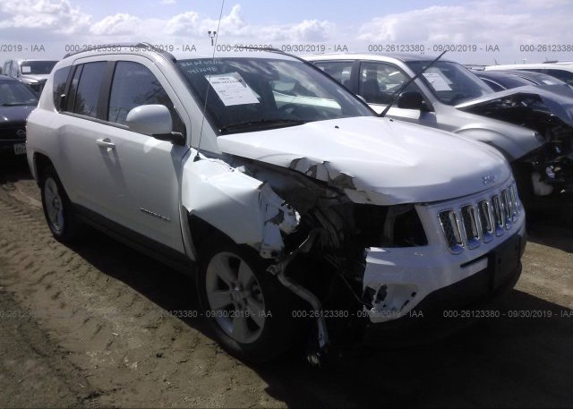 Inventory #432992005 2014 JEEP COMPASS