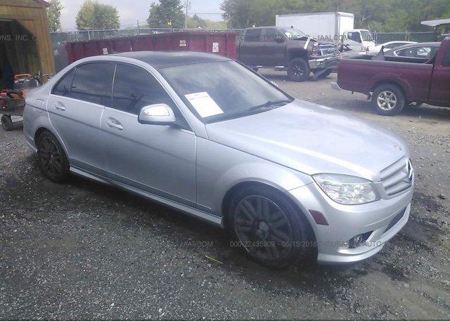Inventory #121314456 2009 Mercedes-benz C