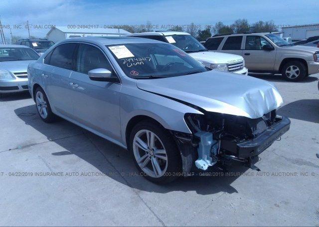 Inventory #694639777 2014 Volkswagen PASSAT