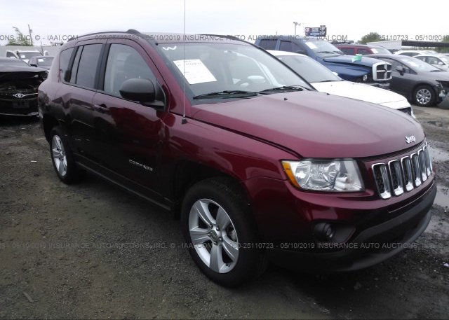 Inventory #564103702 2013 JEEP COMPASS