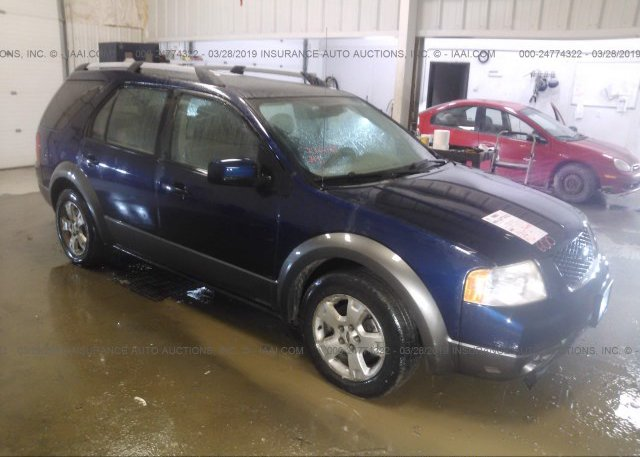 Inventory #798480542 2006 FORD FREESTYLE