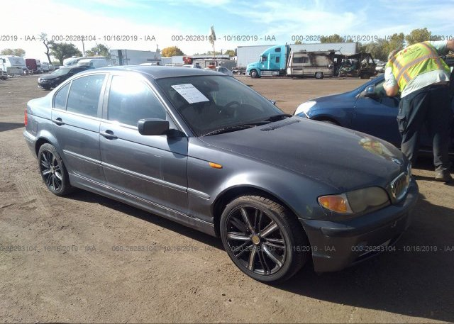 Inventory #764831314 2002 BMW 330