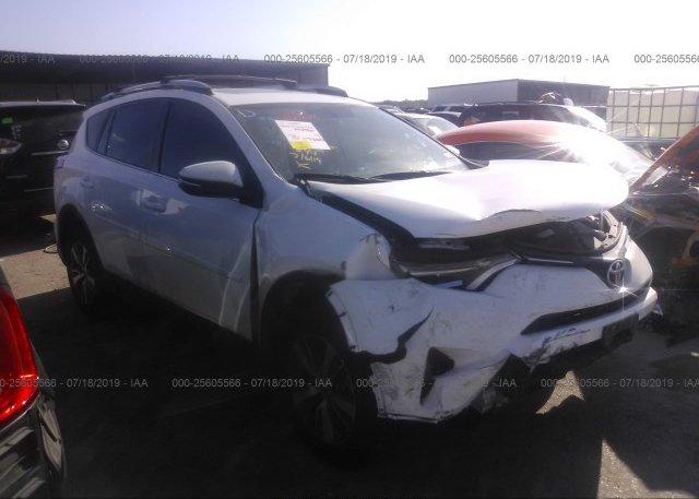 Inventory #920105284 2016 Toyota RAV4