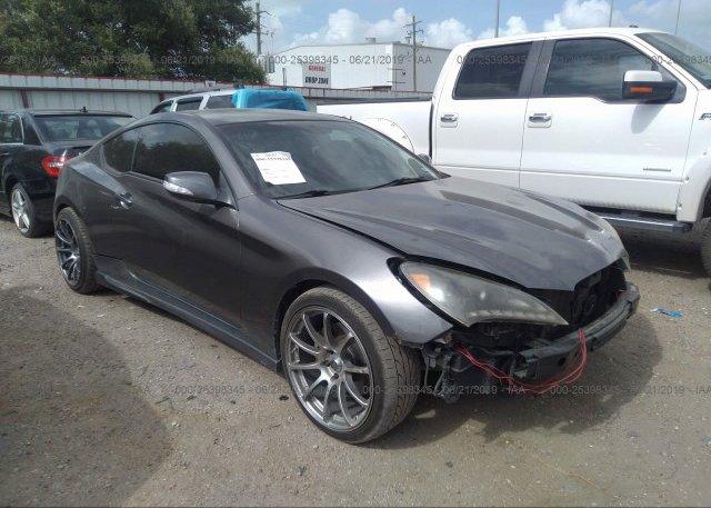 Inventory #203600953 2012 Hyundai GENESIS COUPE
