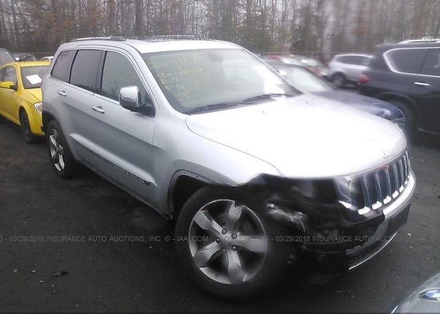 Inventory #446132244 2011 JEEP GRAND CHEROKEE