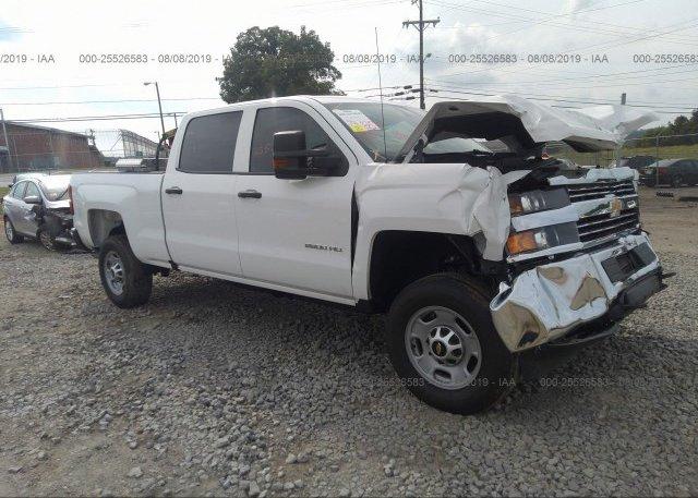 Inventory #378265990 2018 Chevrolet SILVERADO