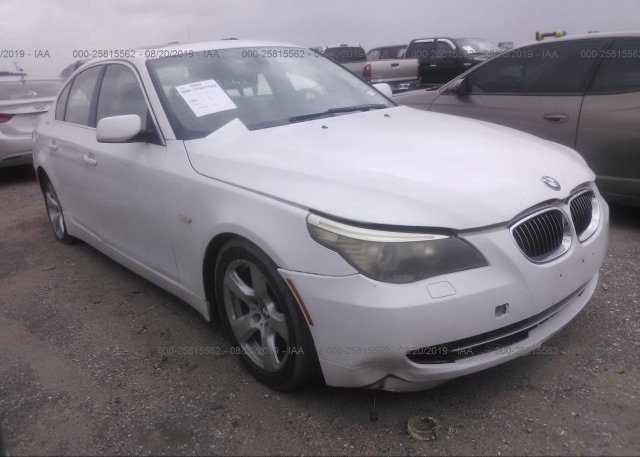 Inventory #689611278 2008 BMW 528