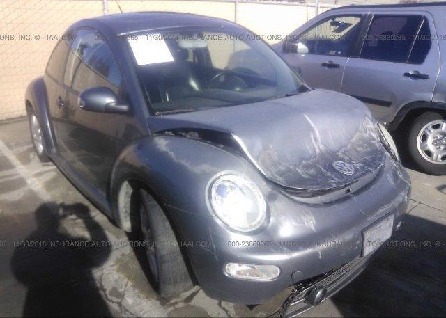 Inventory #784060875 2004 Volkswagen NEW BEETLE