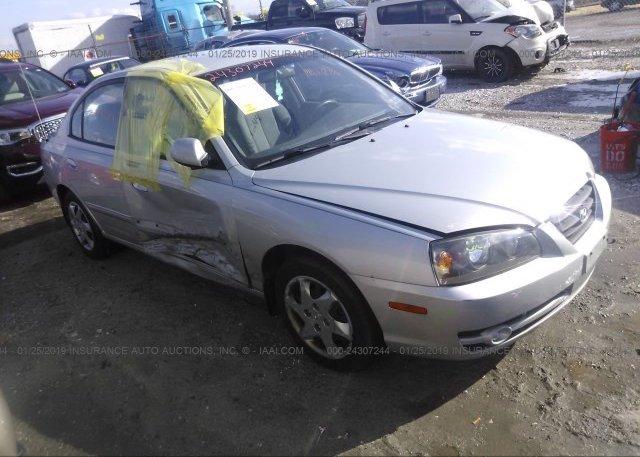 Inventory #114583317 2006 HYUNDAI ELANTRA