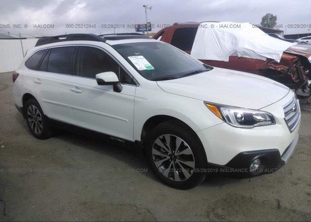 Inventory #866359626 2015 Subaru OUTBACK
