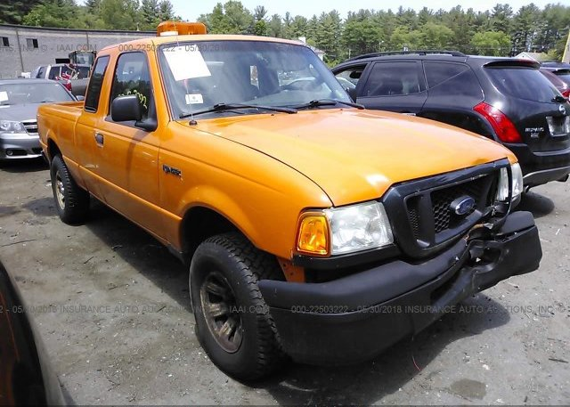 Inventory #376111124 2005 FORD RANGER