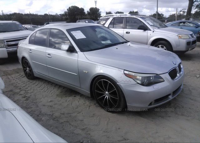 Inventory #462252436 2005 BMW 530