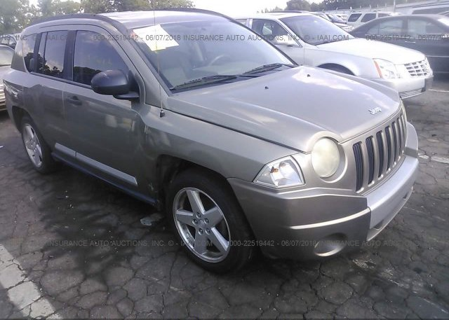 Inventory #537766642 2007 JEEP COMPASS