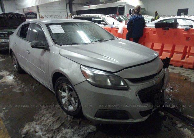 Inventory #343883011 2015 Chevrolet MALIBU