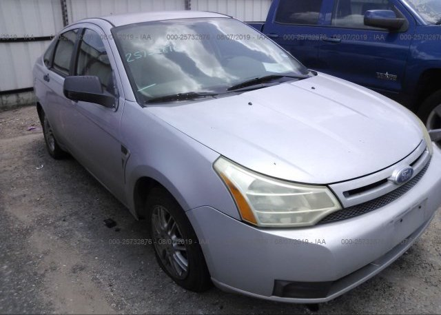 Inventory #530145311 2008 FORD FOCUS
