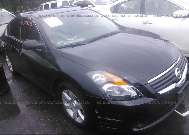 Inventory #812103877 2007 Nissan ALTIMA