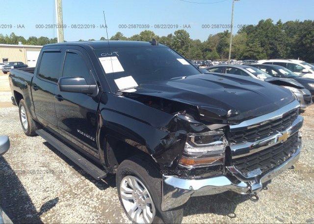 Inventory #916512374 2018 Chevrolet SILVERADO