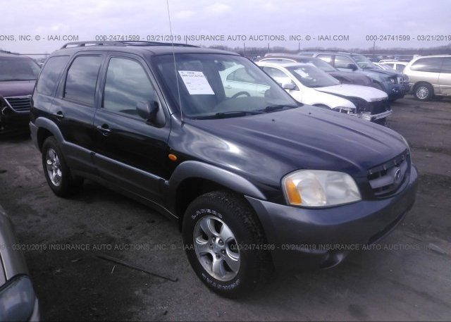 Inventory #572159439 2001 Mazda TRIBUTE