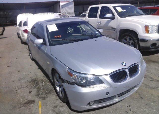 Inventory #700004256 2004 BMW 525