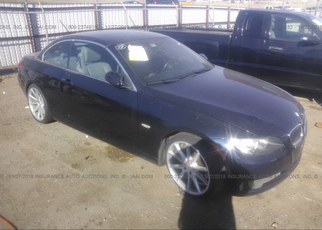 Inventory #877808988 2007 BMW 335
