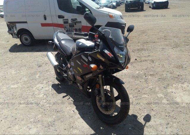 Inventory #698926686 2009 Suzuki GS500