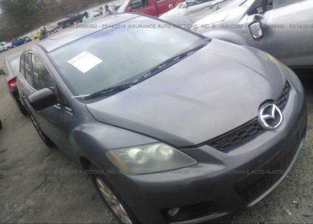 Inventory #853712228 2007 Mazda CX-7